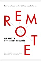 Remote: Office Not Required Kindle Edition