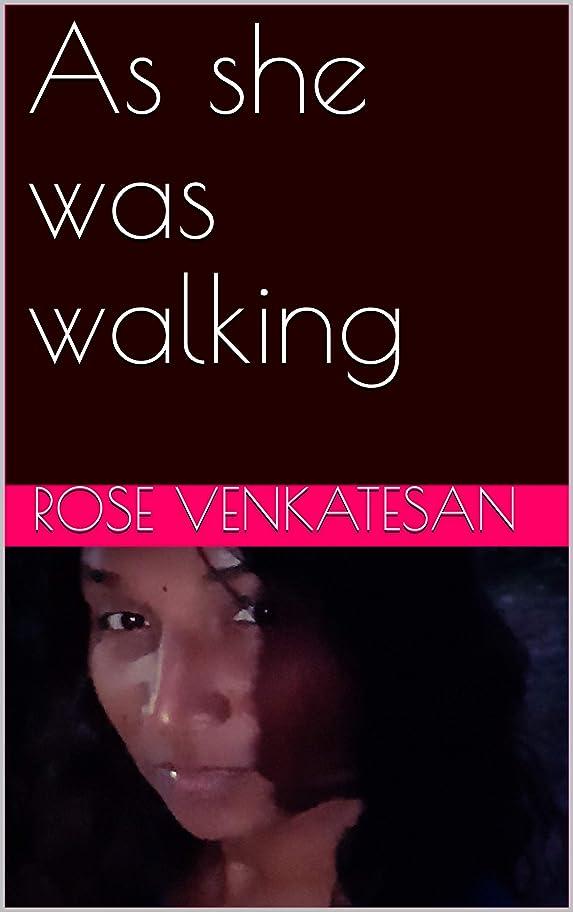 借りる喜びめまいAs she was walking (English Edition)