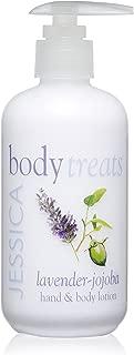 Jessica Body Treats Cream, Lavender Jojoba, 8.3 Fl Oz