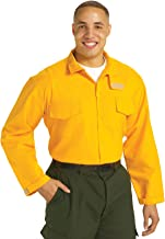 Olive TOPPS SAFETY CO43-1872-Reg//56 CO43-1872 Poly//Cotton Tactical Wear Unlined Coverall Regular//Size 56