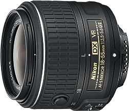 Nikon AF-S DX NIKKOR 18-55mm F/3.5-5.6 G VR II Lens # 2211 - (Renewed)