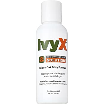 Honeywell Bottle Ivyx Pre-Contact Poison Plant Barrier Solution, 4 Ounce