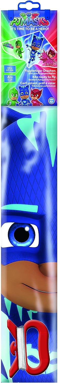 Paul Günther GmbH & Co. KG- PJ Masken - Cometa Infantil (115 x 63 cm), Color carbón, 0 (1218)