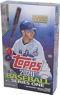 2020 Topps Baseball Series 1 Hobby Edition Factory Sealed 24 Pack Box - Baseball Wax Packs