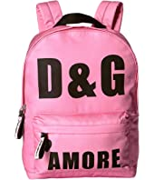 Dolce & Gabbana Kids - D&G Amore Backpack