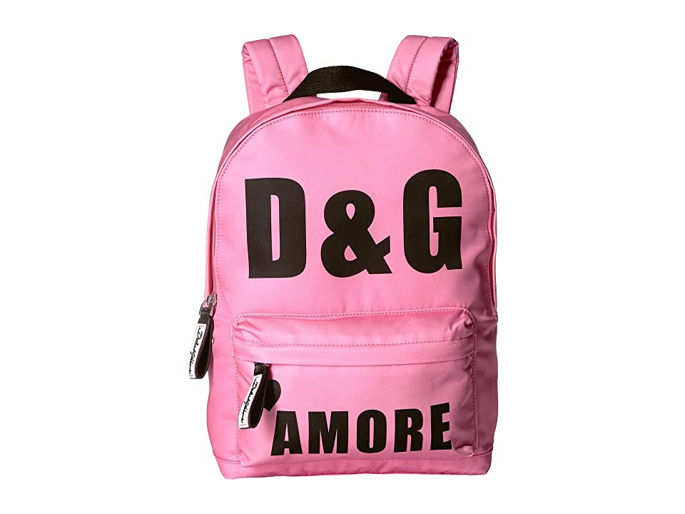 Dolce   Gabbana Kids DG Amore Backpack (Multi) Backpack Bags 290173e2d5e4c