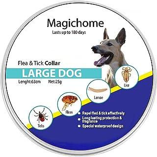 comprar comparacion Magichome Collar Antiparasitario para Perros contra Pulgas, Garrapatas y Mosquitos