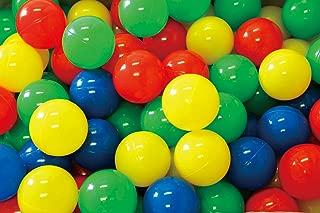 TOEI LIGHT(トーエイライト) PEボール ボールプール/ハウス用ボール 計500個1組 CEマーク付 食品衛生法規格基準品