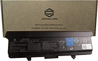 JIAZIJIA GP952 Laptop Battery Replacement for Dell Inspiron 1525 1526 1545 1546 Series Notebook Extended 0WK380 C601H 0XR682 RU586 0XR694 X284G Black 11.1V 85Wh 7260mAh
