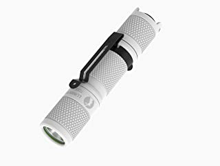 LED Pocket-sized Lightweight Ip68 Waterproof More Modes-Flashlight Lumintop Tool AA white 2019 New Design High Lumens Super Bright for Camping and Hiking Built-in Smart Ic Include