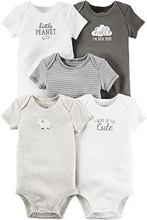 Carter's Baby Multi-pk Bodysuits 126g250
