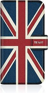 CaseMarket apple iPhone 6 (4.7インチ) (iPhone6) 手帳型 オリジナルデザイン スリム ケース [ ユニオンジャック コレクション クラシカル UK 1927 ダイアリー ]
