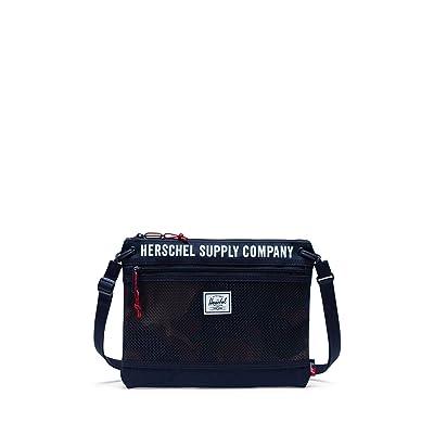Herschel Supply Co. Alder (Peacoat/Woodland Camo) Handbags