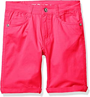 Limited Too Girls' Stretch Twill Bermuda Short
