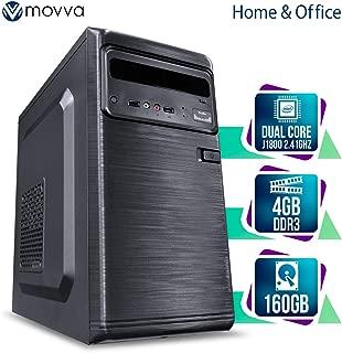 COMPUTADOR LITE INTEL DUAL CORE J1800 2.41GHZ MEM. 4GB HD 160GB HDMI/VGA FONTE 200W LINUX - MVJ18001604 - MOVVA SEM PPB