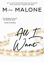 All I Want (The Alexanders Book 4)