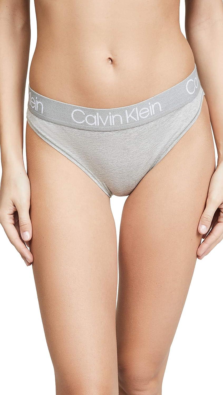 Calvin Klein SEAL limited product Women's Body Tanga Mail order High Cotton Leg