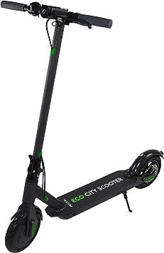 PRIXTON Eco Scooter - Patinete Electrico para Adulto/Patinetes Electricos Velocidad 25 km/h Autonomía 18 km/h Ángulo de Escalada 15º