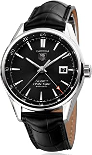 tag heuer carrera twin time price