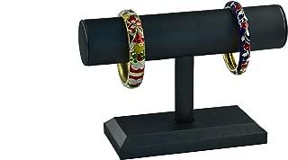 "Regal Pak ®New Steel Gray T-Bar Display For Watch/Bangle/Bracelet 7-1/2"" X 4-7/8""H"