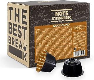 Note d'Espresso - Noisette - Capsules Exclusivement Compatibles avec les Machines NESCAFE* DOLCE GUSTO*- 48 caps