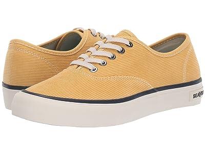 SeaVees Legend Sneaker Cordies (Saffron) Women