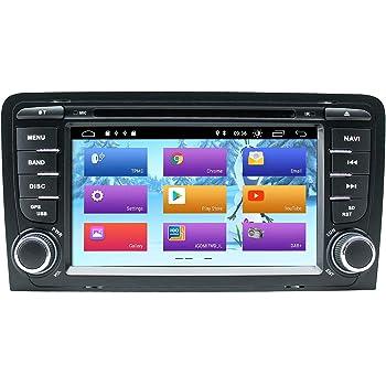 Lettore DVD per autoradio Android 10 per Audi A3 S3 RS3 Autoradio