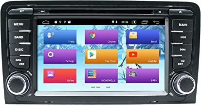 Autoradio lettore dvd android 10 per audi a3 s3 rs3 autoradio gps navigazione audio 7 pollici ips touch K4-L5C2-8H5H