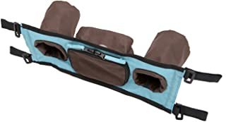 Croozer Handlebar Console for Kid Plus for 1 Bike Trailers Sky Blue