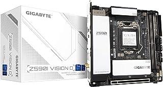 GIGABYTE Z590I VISION D Rev.1.0 マザーボード MiniITX [Intel Z590チップセット搭載] MB5276