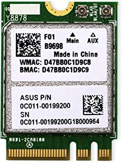 NETELY WiFi Card for Laptop Computer and Desktop Computers QCNFA364A