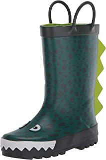 Carter's Kids' Ramsey Pull-on Rainboot Rain Boot