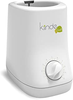 Kiinde Kozii Baby Bottle Warmer and Breast Milk Warmer for Warming Breast Milk, Infant..