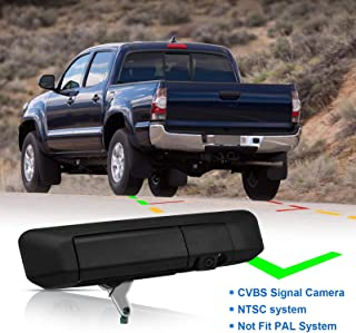 $69 » ISSYAUTO Backup Camera Tailgate Handle for 2005-2015 Tacoma Rear View Camera Reverse Handle