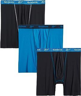 Men's Underwear – Big & Tall Performance Boxer Briefs (3...