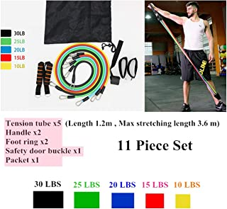 Fall In Love Super Long Resistance Bands Natural Latex Athletic Rubber Set Gym Expander Crossfit Power Lifting Pull Up Strengthen Muscle
