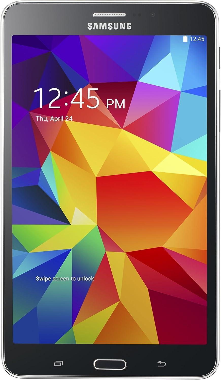 Samsung Galaxy Tab 4 Discount is also underway 7-Inch Black Elegant Renewed