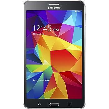 Samsung Galaxy Tab 4 (7-Inch, Black) (Renewed)