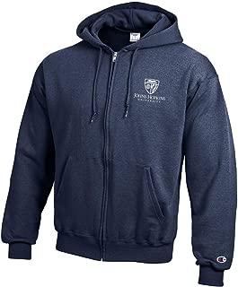 Johns Hopkins University Blue Jays Champion Full Zip Hooded Sweatshirt Hoodie