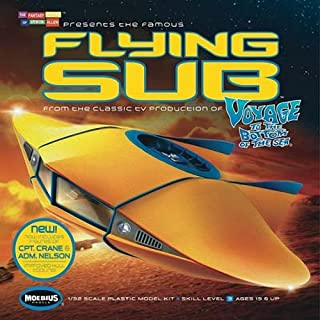 Best flying sub model kit Reviews
