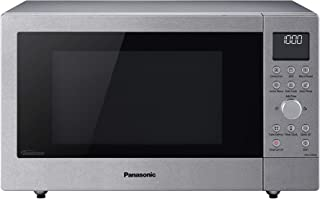 Panasonic NN-CD58JSQPQ 27L Convection Microwave Oven with Grill and Combination Cooking, Stainless Steel