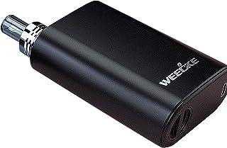 加熱式タバコ ヴェポライザー WEECKE C VAPOR4.0 最新型 タバコ代1/5 どんなタバコ葉も加熱して吸える 葉タバコ専用 JET BLACK (JET BLACK)
