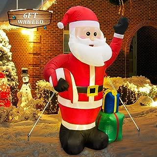 Best santa christmas yard decorations Reviews
