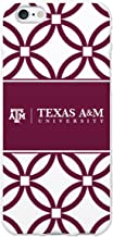 OTM Essentials Texas A&M University, Elm Band Cell Phone Case for iPhone 6/6s - White
