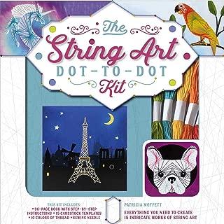 String Art Dot-to-Dot Kit