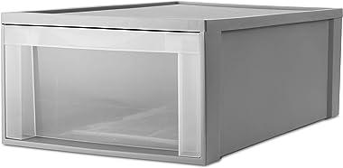Starplast Grey Storage Drawer