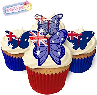 edible butterfly cake decorations australia