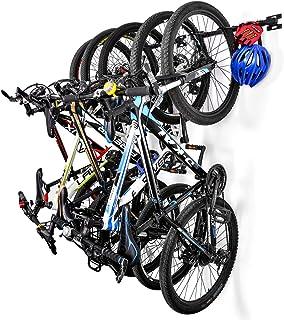 comprar comparacion Sunix Soporte Bicicleta Suspensión, Soportes de Almacenamiento para Bicicletas Colgante hogar y Garaje Montaje en la Pared...