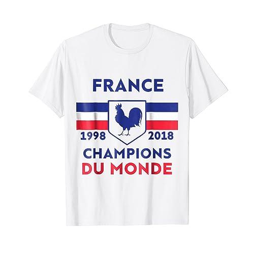 France Champions Shirt 2018 Soccer Jersey Men Women Kids 1ad9d86c6