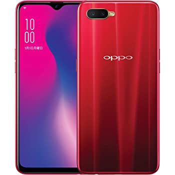 OPPO R17 Neo レッド 【日本正規代理店品】 CPH1893 RD